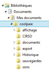 Dossier mes documents